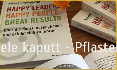 Führungsseele kaputt – Pflaster hilft nix