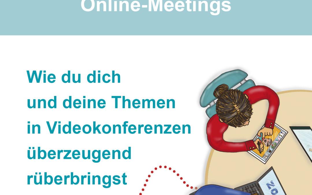 """Neuerscheinung: """"163 1/2 Impulse für wirkungsvolle, lebendige Online-Meetings."""""""